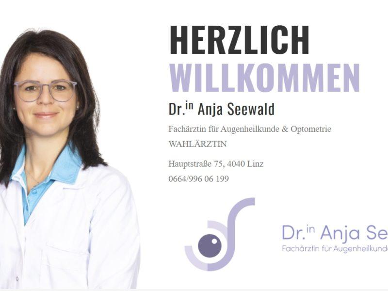 Anja Seewald Augenärztin Linzeraugen.at